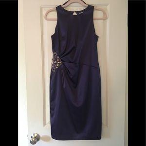 Eliza J Purple Cocktail Dress  Size 4